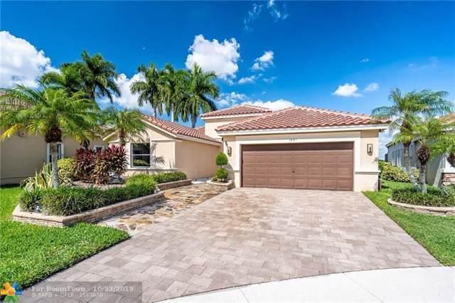 1291 Windsor Ln, Weston, FL 33327 (MLS #F10200272) :: Green Realty Properties