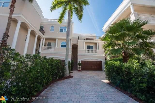 1768 Bay Dr #1768, Pompano Beach, FL 33062 (MLS #F10200283) :: GK Realty Group LLC