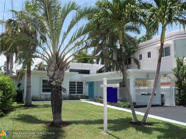 609 Poinciana Drive, Fort Lauderdale, FL 33301 (MLS #F10200295) :: GK Realty Group LLC