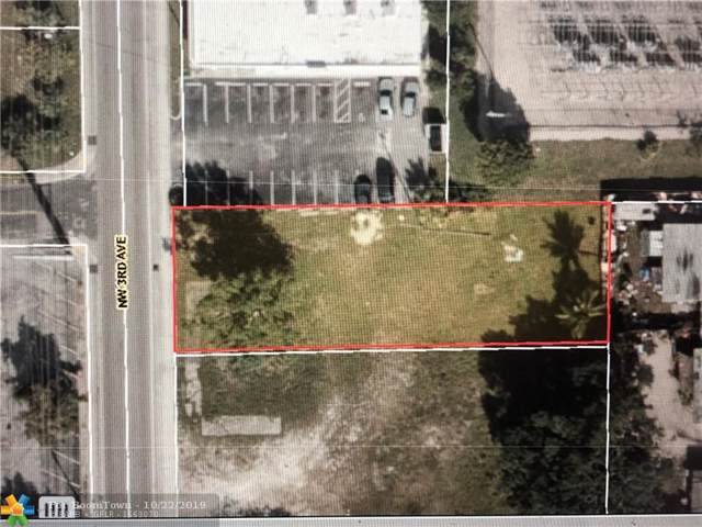 3 NW 3rd Ave, Pompano Beach, FL 33060 (MLS #F10200337) :: Green Realty Properties