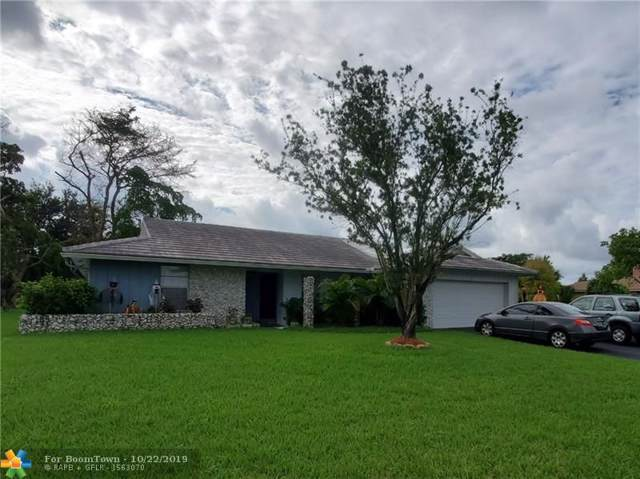 1107 NW 84th Dr, Coral Springs, FL 33071 (MLS #F10200344) :: GK Realty Group LLC