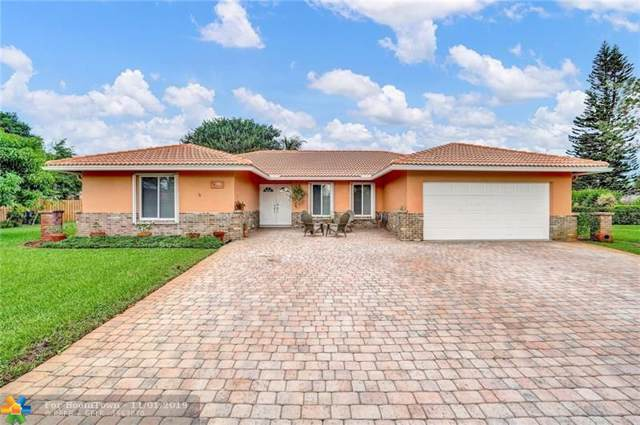 106 SW 87th Ln, Coral Springs, FL 33071 (MLS #F10200345) :: Green Realty Properties