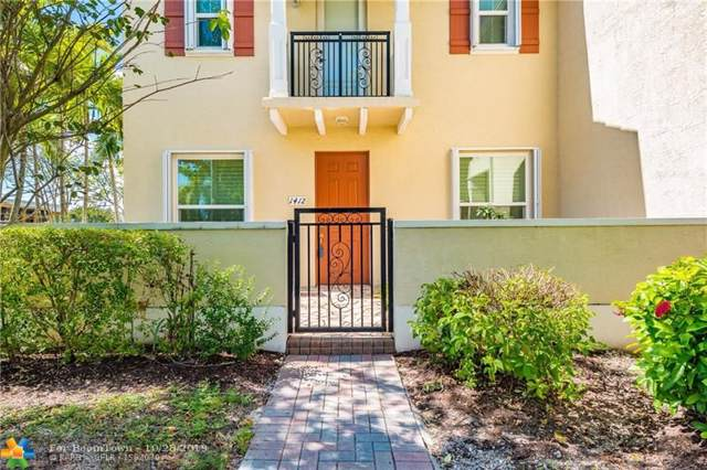 4501 Mimosa Ter #1412, Coconut Creek, FL 33073 (MLS #F10200356) :: Berkshire Hathaway HomeServices EWM Realty