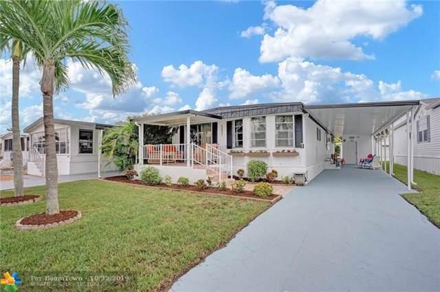 5607 Lagoon Dr, Fort Lauderdale, FL 33312 (MLS #F10200369) :: Green Realty Properties