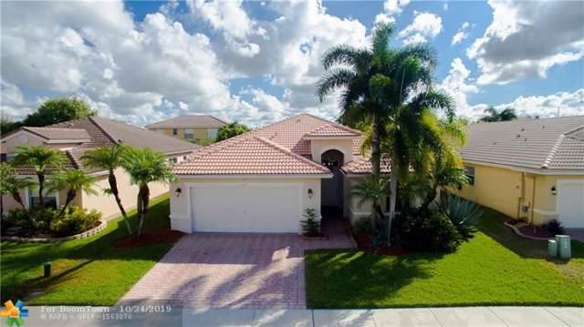 1531 SW 194th Ter, Pembroke Pines, FL 33029 (MLS #F10200390) :: Green Realty Properties