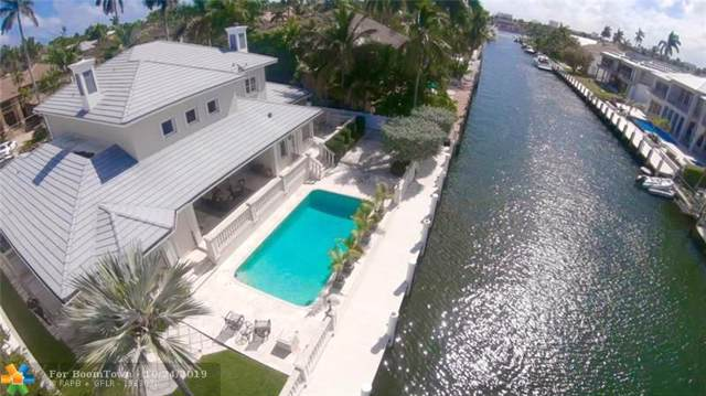 501 San Marco Dr, Fort Lauderdale, FL 33301 (MLS #F10200395) :: The Howland Group