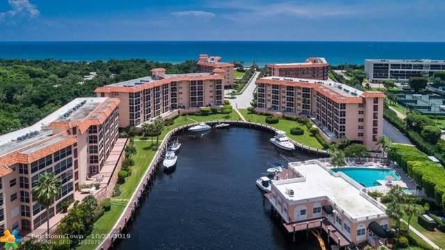 2871 N Ocean Blvd C-319, Boca Raton, FL 33431 (MLS #F10200438) :: Berkshire Hathaway HomeServices EWM Realty