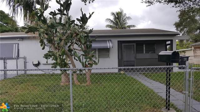6811 Greene St, Hollywood, FL 33024 (MLS #F10200467) :: Green Realty Properties