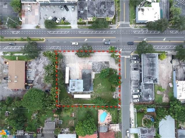 1444 NE 4th Ave, Fort Lauderdale, FL 33304 (MLS #F10200478) :: The Paiz Group