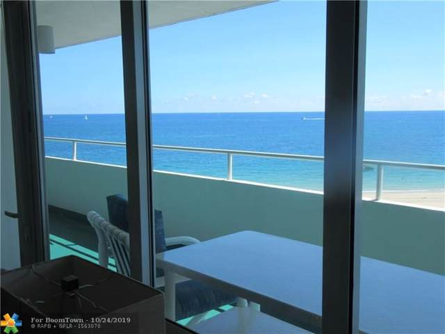 4050 N Ocean Dr #806, Lauderdale By The Sea, FL 33308 (MLS #F10200536) :: Green Realty Properties