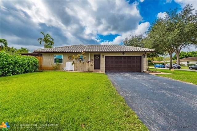 699 NW 82nd Ter, Coral Springs, FL 33071 (MLS #F10200626) :: Green Realty Properties