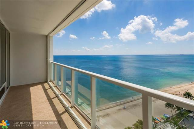 4300 N Ocean Blvd 17M, Fort Lauderdale, FL 33308 (MLS #F10200634) :: Berkshire Hathaway HomeServices EWM Realty