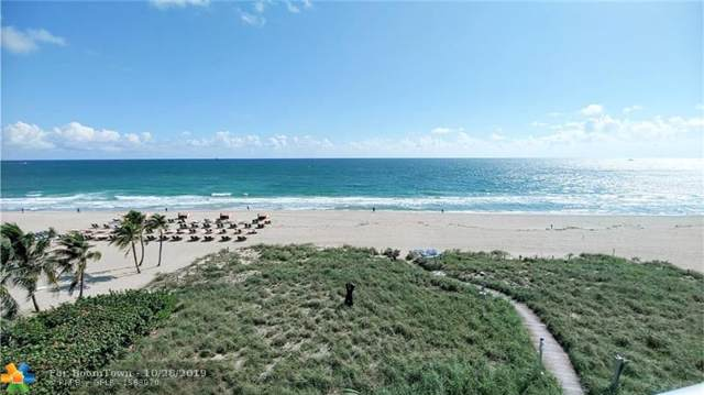 1200 Holiday Drive #401, Fort Lauderdale, FL 33316 (MLS #F10200725) :: The O'Flaherty Team