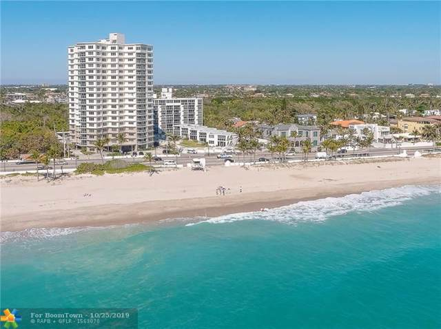 1151 N Fort Lauderdale Beach Blvd 2C, Fort Lauderdale, FL 33304 (MLS #F10200763) :: The O'Flaherty Team