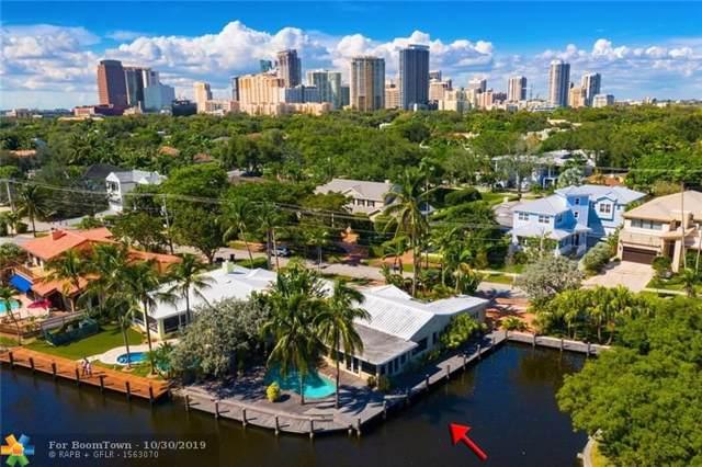 1112 S Rio Vista Blvd, Fort Lauderdale, FL 33316 (MLS #F10200770) :: The Howland Group