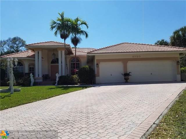 8720 NW 18th St, Coral Springs, FL 33071 (MLS #F10200826) :: Green Realty Properties