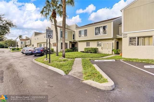 8019 Lagos De Campo Blvd E4, Tamarac, FL 33321 (MLS #F10200867) :: Castelli Real Estate Services