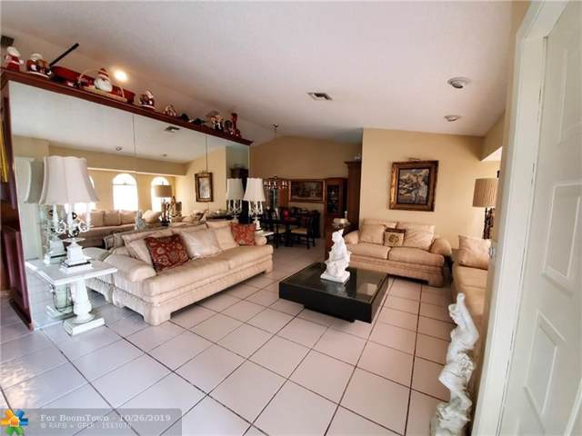 7399 NW 22nd Pl, Margate, FL 33063 (MLS #F10200904) :: Berkshire Hathaway HomeServices EWM Realty