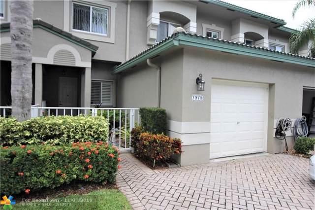 7979 Exeter Blvd East #102, Tamarac, FL 33321 (MLS #F10200915) :: Castelli Real Estate Services
