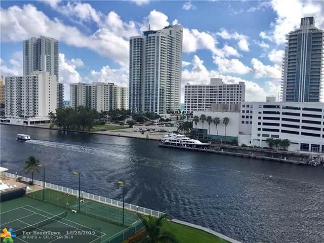 400 Leslie Dr #917, Hallandale, FL 33009 (MLS #F10200930) :: Castelli Real Estate Services