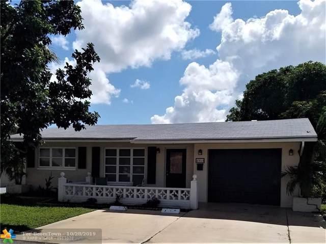 4950 NW 55th Ct, Tamarac, FL 33319 (MLS #F10200953) :: Berkshire Hathaway HomeServices EWM Realty