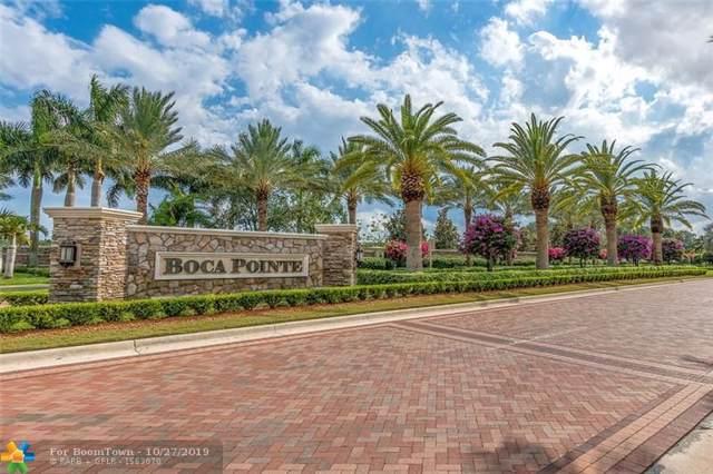 22554 Esplanada Dr, Boca Raton, FL 33433 (MLS #F10200967) :: Berkshire Hathaway HomeServices EWM Realty