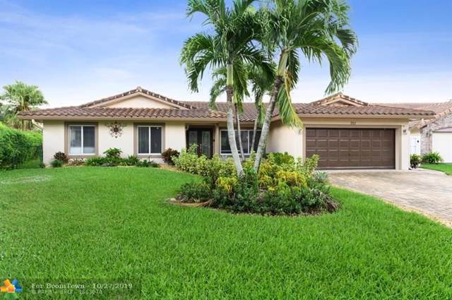 265 NW 105th Ter, Coral Springs, FL 33071 (MLS #F10200989) :: Berkshire Hathaway HomeServices EWM Realty