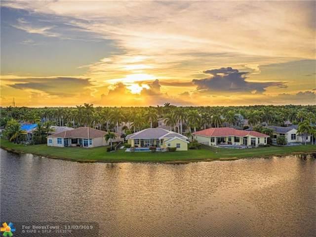 2532 Eagle Run Cir, Weston, FL 33327 (MLS #F10201033) :: Green Realty Properties