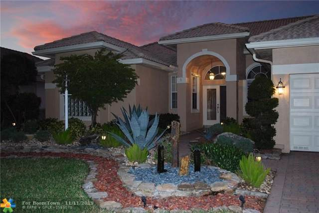 8457 NW 44th Ct, Coral Springs, FL 33065 (MLS #F10201065) :: The O'Flaherty Team