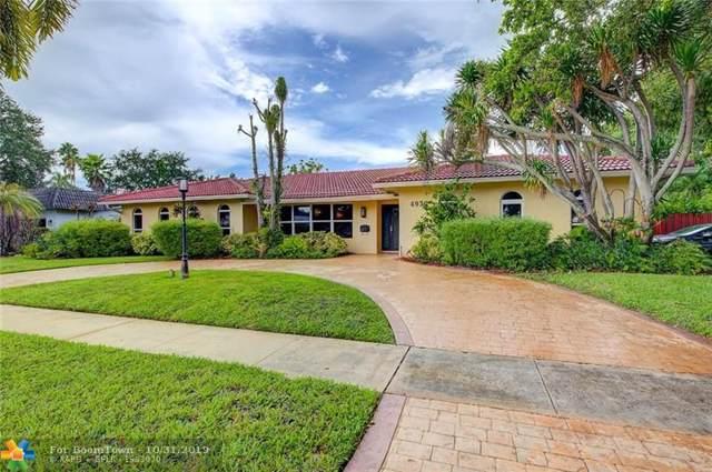 4930 N 33rd Ct, Hollywood, FL 33021 (MLS #F10201121) :: Green Realty Properties