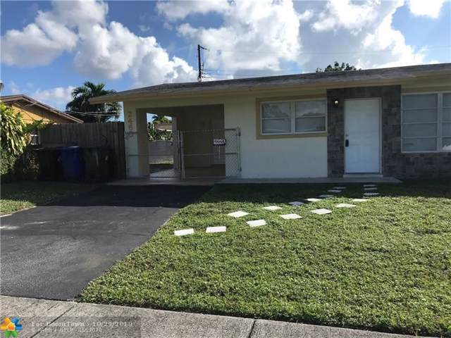 2460 NW 30th Ter, Fort Lauderdale, FL 33311 (MLS #F10201285) :: Patty Accorto Team