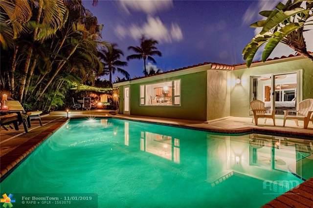 5210 NE 17th Ter, Fort Lauderdale, FL 33334 (MLS #F10201469) :: GK Realty Group LLC