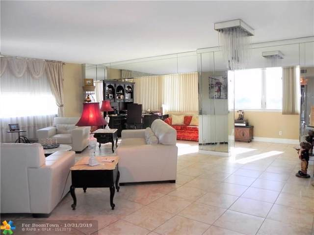 3800 Hillcrest Dr #801, Hollywood, FL 33021 (MLS #F10201522) :: Green Realty Properties