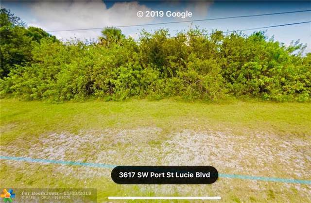 3617 SW Port St Lucie Blvd, Port Saint Lucie, FL 34953 (#F10201544) :: Harold Simon | Keller Williams Realty Services