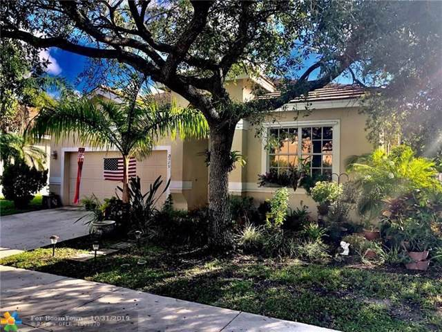 2129 NW 162nd Ter, Pembroke Pines, FL 33028 (MLS #F10201566) :: Green Realty Properties