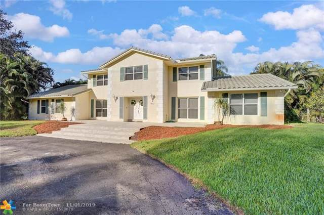 1831 SW 136th Ave, Davie, FL 33325 (MLS #F10201697) :: Berkshire Hathaway HomeServices EWM Realty