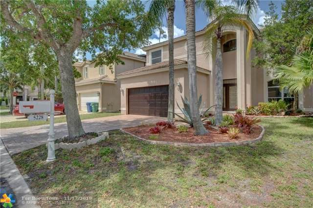 5228 NW 112th Ter, Coral Springs, FL 33076 (#F10201743) :: Real Estate Authority
