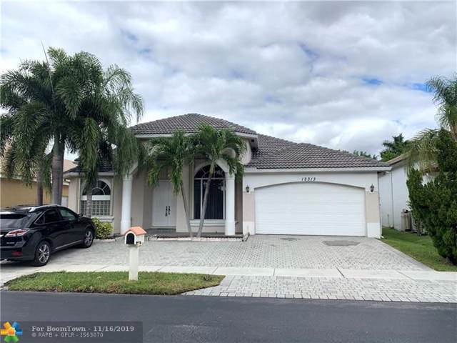 12313 NW 26th St, Coral Springs, FL 33065 (MLS #F10201762) :: Castelli Real Estate Services