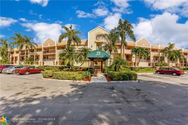 7464 Fairfax Dr #304, Tamarac, FL 33321 (MLS #F10201778) :: Castelli Real Estate Services