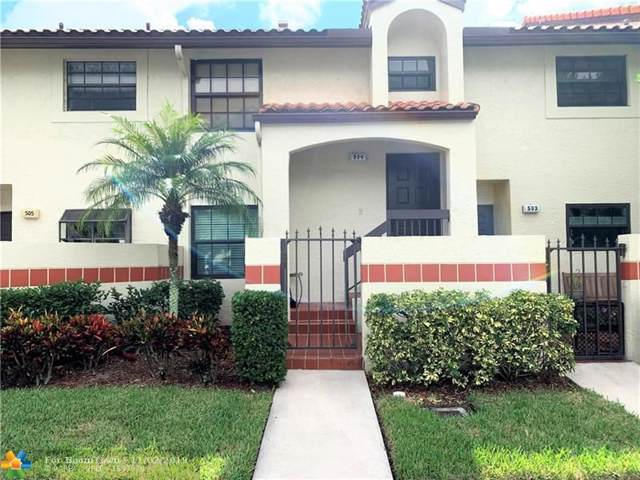 504 Republic Ct #504, Deerfield Beach, FL 33442 (MLS #F10201848) :: Green Realty Properties