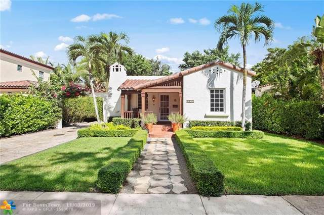 1029 Milan Avenue, Coral Gables, FL 33134 (MLS #F10201881) :: Laurie Finkelstein Reader Team