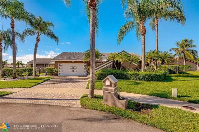 7456 NW 22nd St, Margate, FL 33063 (MLS #F10201914) :: Berkshire Hathaway HomeServices EWM Realty