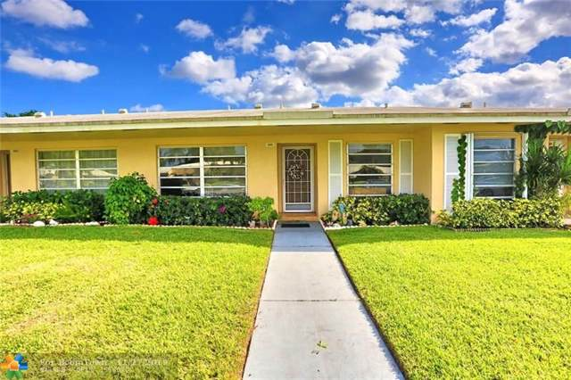 8916 Belle Aire Ct #371, Boca Raton, FL 33433 (MLS #F10201932) :: The O'Flaherty Team