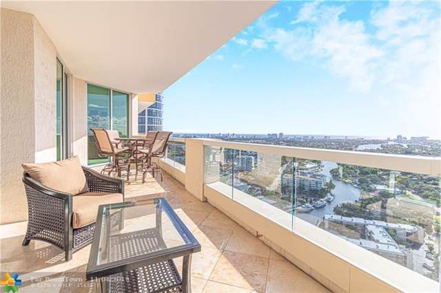 411 N New River Dr #3005, Fort Lauderdale, FL 33301 (MLS #F10201952) :: RICK BANNON, P.A. with RE/MAX CONSULTANTS REALTY I