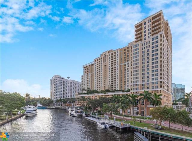 511 SE 5th Ave #2008, Fort Lauderdale, FL 33301 (MLS #F10201963) :: Green Realty Properties