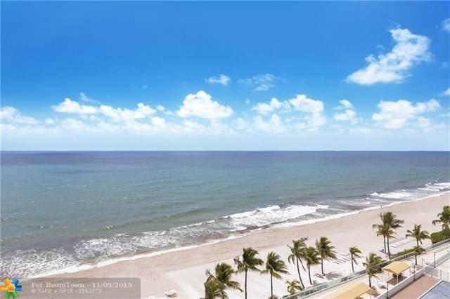 4010 Galt Ocean Dr #1010, Fort Lauderdale, FL 33308 (MLS #F10201976) :: GK Realty Group LLC
