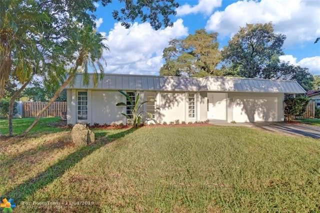 920 SW 69th Ter, Plantation, FL 33317 (MLS #F10202064) :: Green Realty Properties