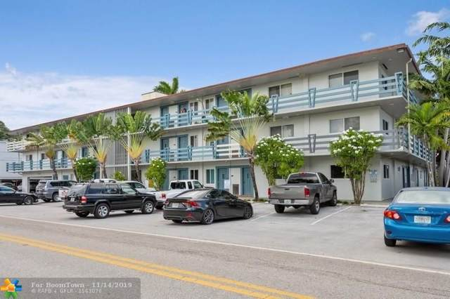 1535 SE 15th St #308, Fort Lauderdale, FL 33316 (MLS #F10202112) :: Green Realty Properties