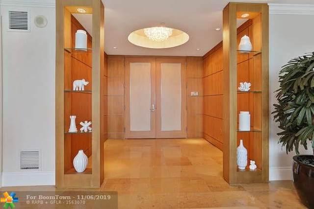 1 N Fort Lauderdale Beach Blvd #1807, Fort Lauderdale, FL 33304 (MLS #F10202118) :: Berkshire Hathaway HomeServices EWM Realty
