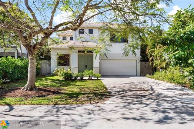 605 NE 15th Ave, Fort Lauderdale, FL 33304 (MLS #F10202154) :: RICK BANNON, P.A. with RE/MAX CONSULTANTS REALTY I